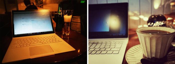 safacebook-in-cafe