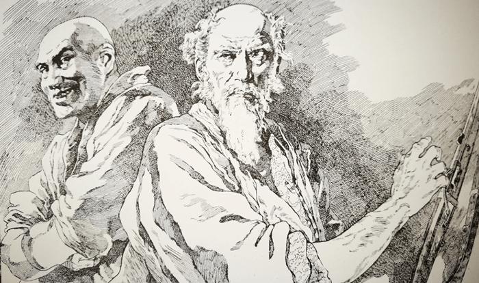 イラストレーターペン画を描くならオススメしたいペン画の天才5人の