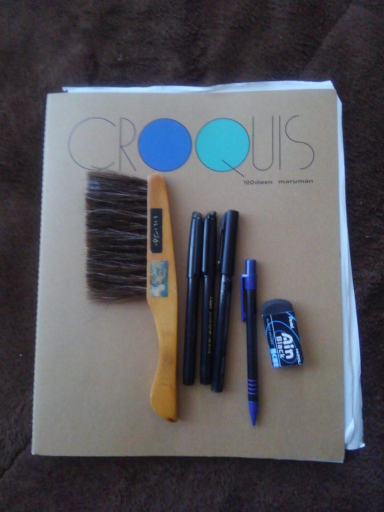 イラスト制作道具