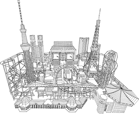 建築イラスト3